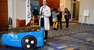 Delivery Robot thyssenkrupp teleretail