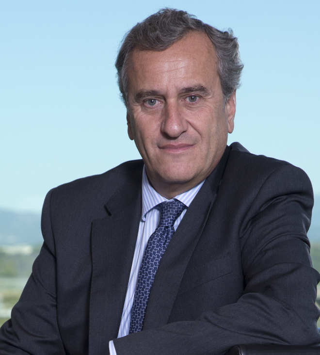 Javier Catalina, Presidente de FEEDA