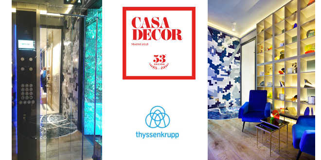 thyssenkrupp casa decor 2018
