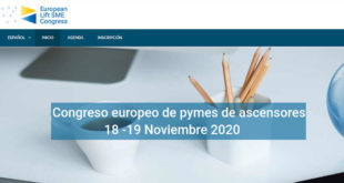 congreso europeo de pymes ascensoristas